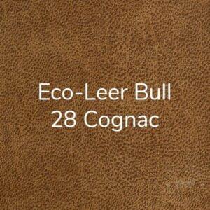 Eco leer Bull Cognac 28