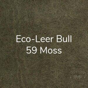Eco leer Bull 59 Moss