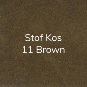Stof Kos 11 Brown