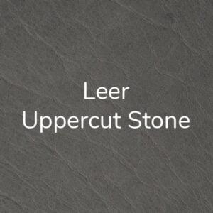 Leer Uppercut - Stone