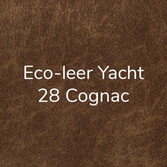Leer Yacht 28 Cognac