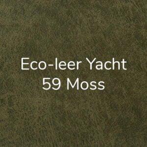 Eco-leer Yacht Moss 59
