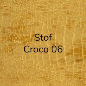Stof Diva Croco 06