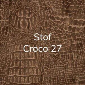 Stof Diva Croco 27