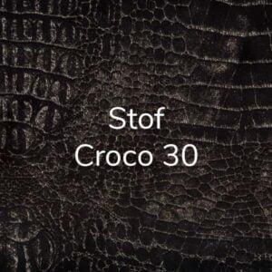 Stof Diva Croco 30