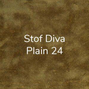 Stof Diva Plain 24