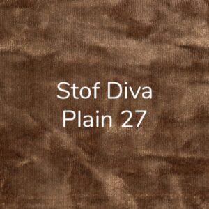 Stof Diva Plain 27
