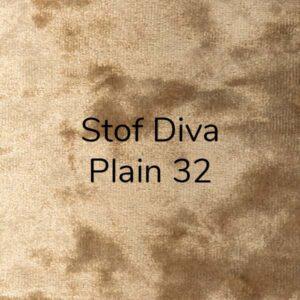 Stof Diva Plain 32