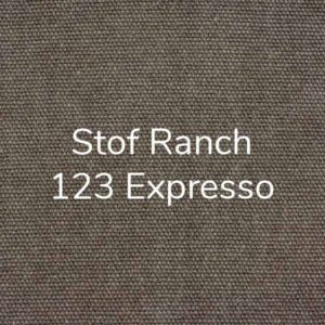 Stof Ranch 123 Expresso