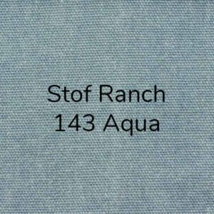 Stof Ranch 143 Aqua