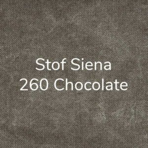 Stof Siena 260 Chocolate