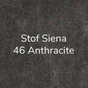 Stof Siena 46 Anthracite