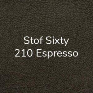 Stof Sixty 210 Espresso