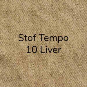 Stof Tempo 10 Liver