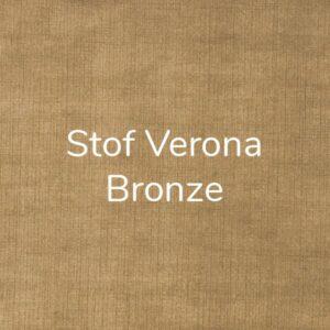 Stof Verona Bronze