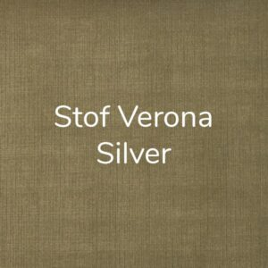 Stof Verona Silver