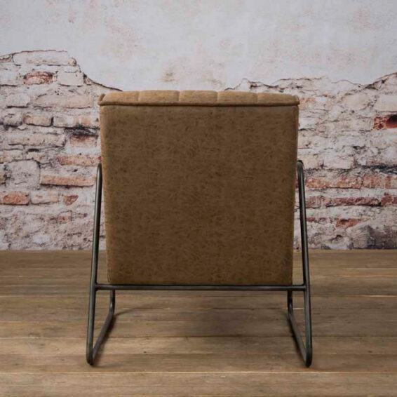 Tower Living Fauteuil 'Santo' - Miami 005 brown