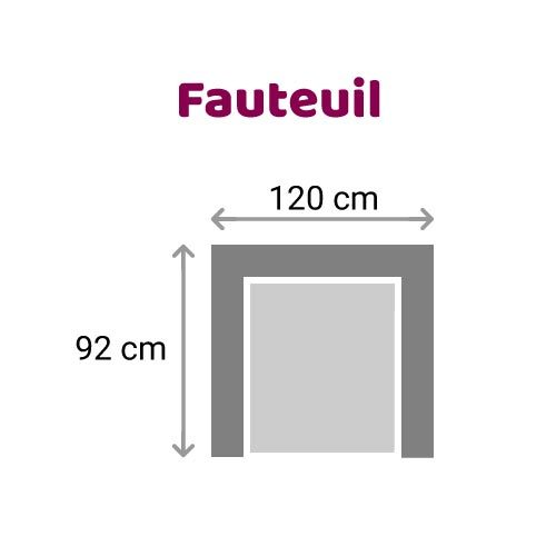 Maya - Fauteuil