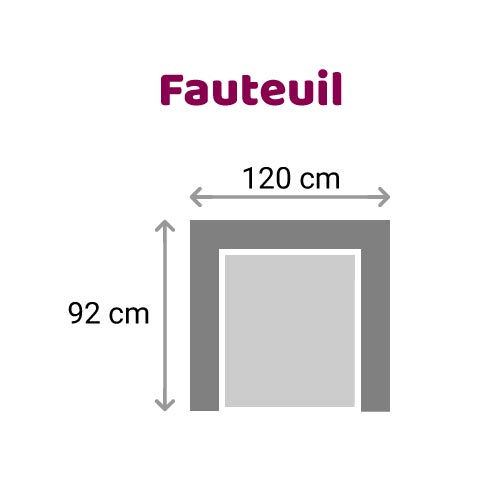 Zitzz Maya - Fauteuil