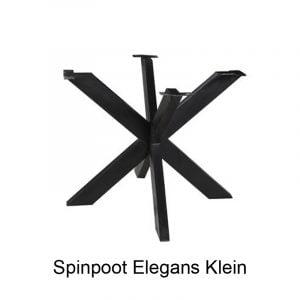 Spin elegans klein 10x5 cm
