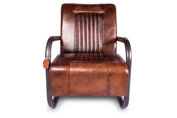 Fauteuil Frank - rond Cadillac sheep