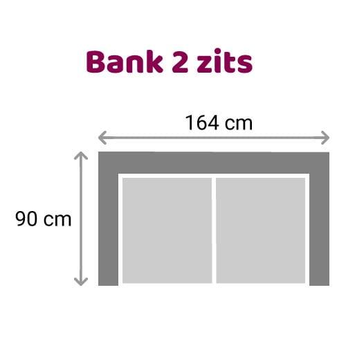 Zitzz Emil - Bank - 2 zits