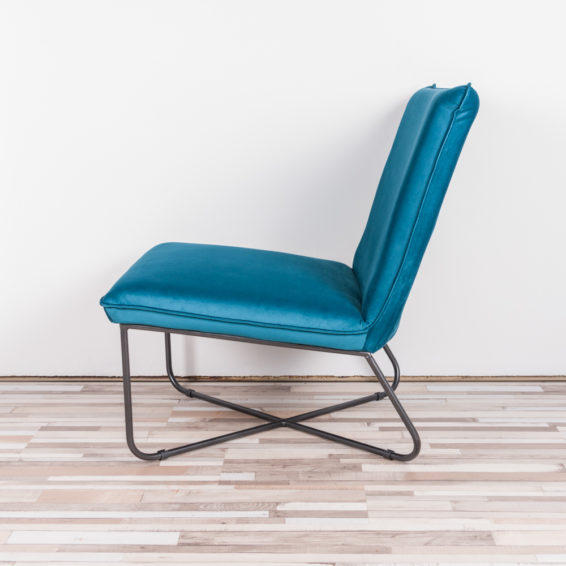 Zitzz - Fauteuil Lee - Turquoise