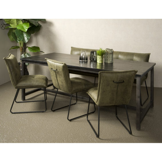 Tower Living - Meubelserie Paterno - Eettafel