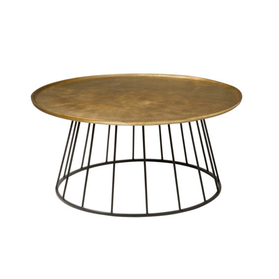 Salontafel Iron Rond RENEW