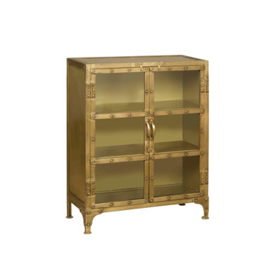 Tower Living RENEW - Vitrinekast Brass RENEW 70 cm