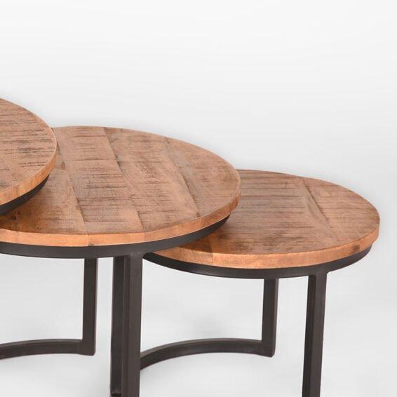 LABEL51 - Salontafel Set Triplet
