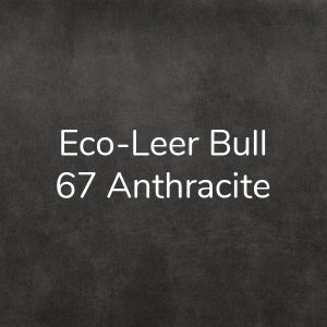 Eco leer Bull 67 Anthracite