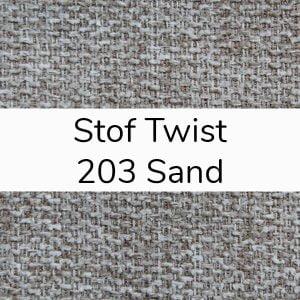 Stof Twist 203 Sand