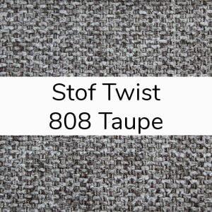 Stof Twist 808 Taupe